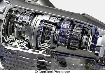 Transmission - Car transmission