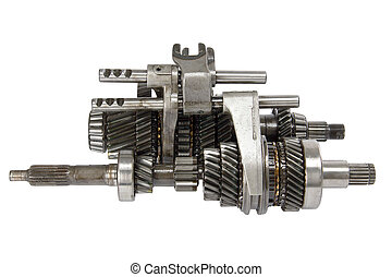 Transmission gears (isolated) - Transmission gears ,...