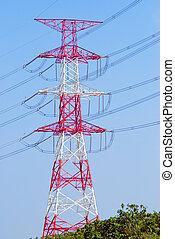 transmission, pouvoir électrique