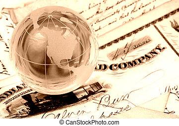 transortation, aandelen