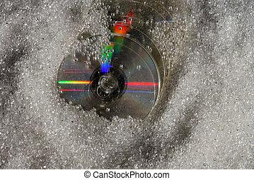 Transparent CDs