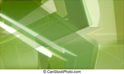 transparent, multi-layered effect, geometric