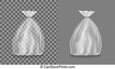 Transparent Polyethylene Package - Transparent Light ...