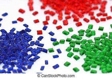 transparent polymer resins
