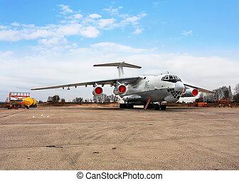 Transport airplanes