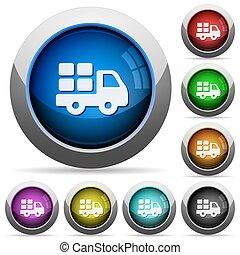 Transport button set