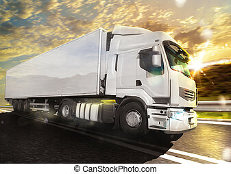 transport camion