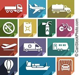 Transport flat icon-02