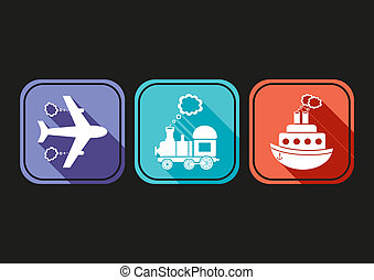 transport, heiligenbilder
