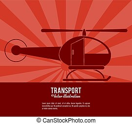 transport helicopter vehicle design