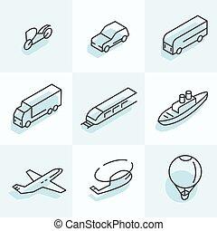 transport, ikonen
