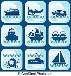 transport marin