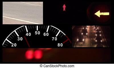 Transport Montage - Stock Video Footage of Transportation