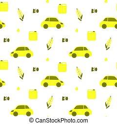 transport., pflanze, biodiesel., canola, flower., eco, oil.,...