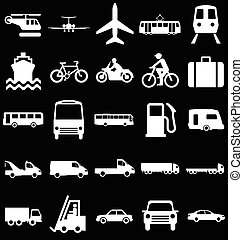 Transport Related Graphics