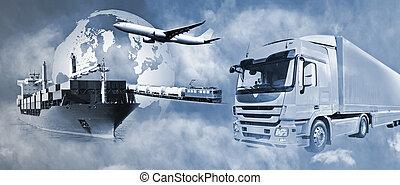 transport, underhållstjänst
