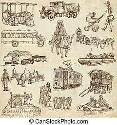 Transportation around the World - Transport nad Vehicles ...