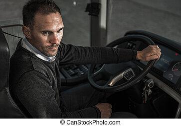 Public Bus Driver