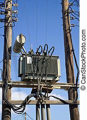 Transportation of electricity