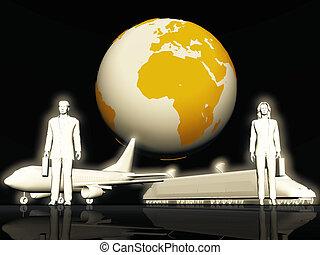Transportation on Earth