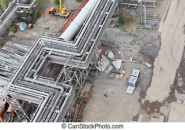 Transportation pipelines - Above-ground gas, oil and heat ...