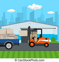 Transportation Services and Storage