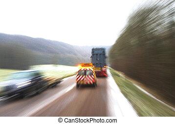 transportation traveltruck