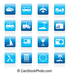 transporte, viagem, turismo
