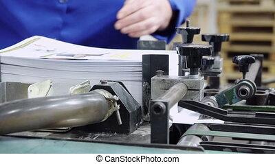 transporter print factory - printing press newspaper or...