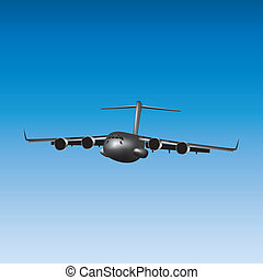 transportflugzeug