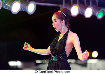 transsexual thai singer