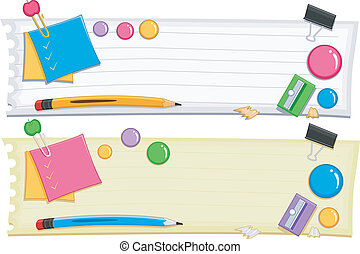 transzparens, preschool