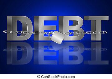 trap., deuda