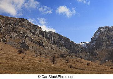 Trascau Mountains, Romania