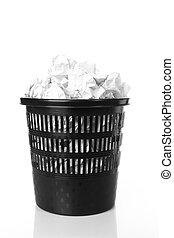 trash bin