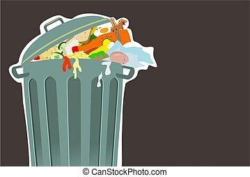 trashcan - waste