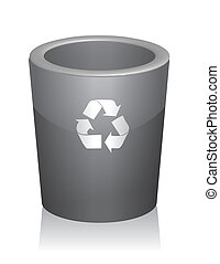 trashcan recycle