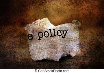 trashgrunge, политика, концепция