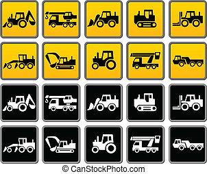 trasporto, collezione