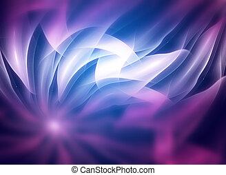 traum, einbildungskraft, wisps, abstrakt, lichter, formen, fantasie, farben, design, hintergrund, träumerisch, beschaffenheit, fractal, subjekt