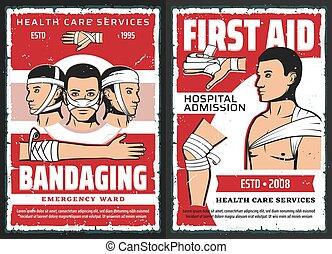 Traumatology first aid medical service center - Traumatology...