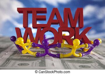 travail équipe