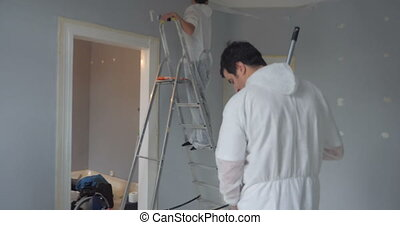 travail, appartement, amis
