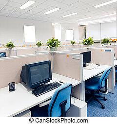 travail bureau, endroit