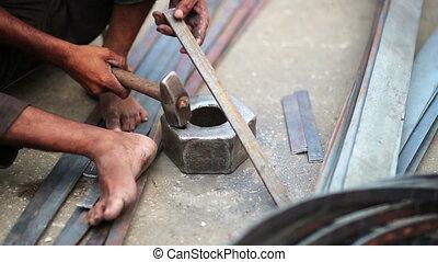 travail, local, artisan