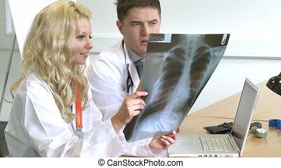 travail, médecins