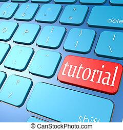 travaux pratiques, clavier