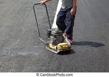 travaux routiers