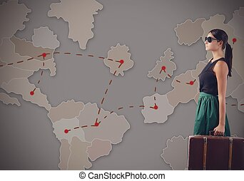 Travel business appointments