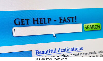 Travel Deals - Fictional search engine showing a search for...
